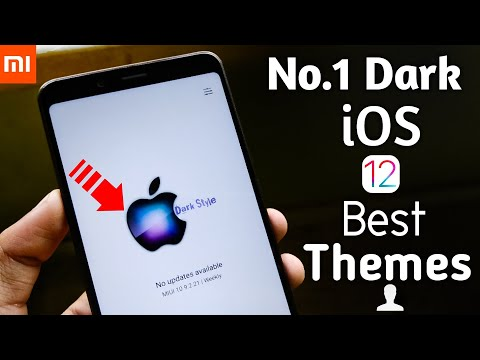 Perfect No1 iOS Theme For MIUI 10 ! Must Awaited Features 2019