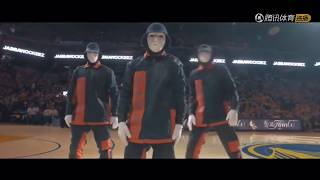 |簡直帥出國際!街舞天團Jabbawockeez在總決賽Game5的熱舞表演嗨爆全場part 1|