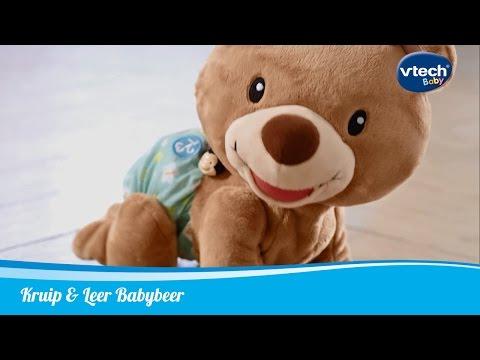 Kruip & Leer Babybeer