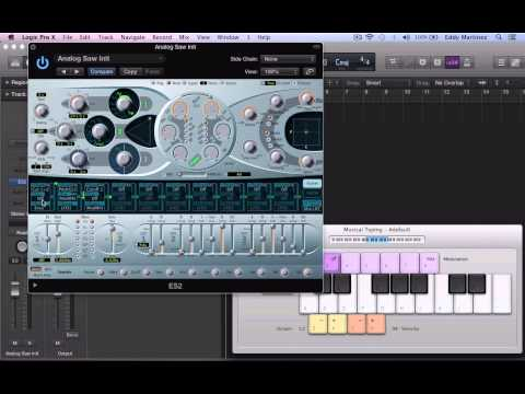 How To Make A Dubstep Wobble in LOGIC PRO X