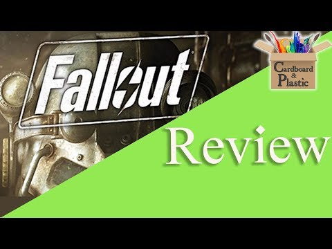 Fallout The Board Game - Cardboard N' Plastic Review