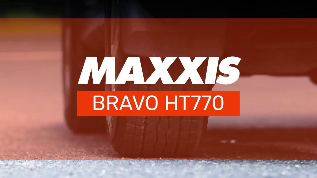 Maxxis Bravo HT770