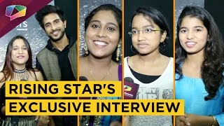 Rising Star Contestant's Photo shoot And Exclusive Interview | Colors TV