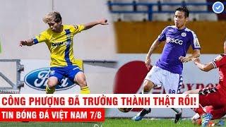 VN Sports 7/8 | HOT: Công Phượng đi bóng solo cả hàng hậu vệ đối thủ có kiến tạo để đời