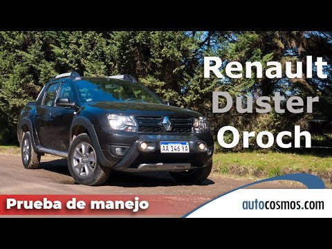 Test Renault Duster oroch