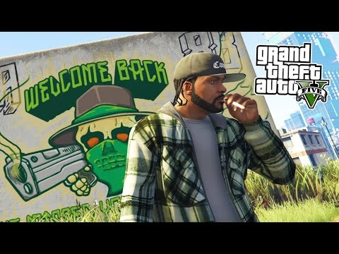 GTA 5 PC Mods - REAL LIFE THUG MOD #1! GTA 5 Real Life Mod Gameplay! (GTA 5 Mod Gameplay)