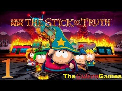 Прохождение South Park: The Stick of Truth [Южный Парк: Палка Истины] - Часть 1 (Картмановы войны)