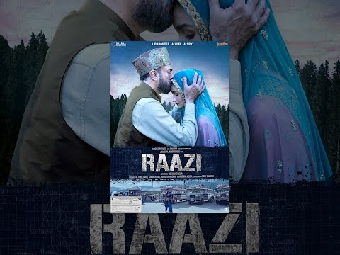 Download Raazi Mp4 HD Video and MP3