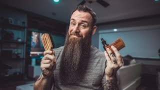 That Beard Life!! | Full Beard Care Routine and Tips