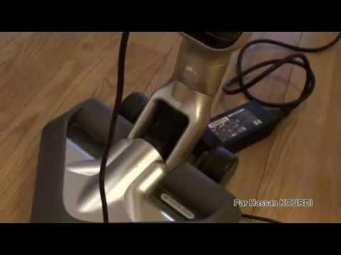 Aspirateur Rowenta air force 18v fonction directe électricité sans piles