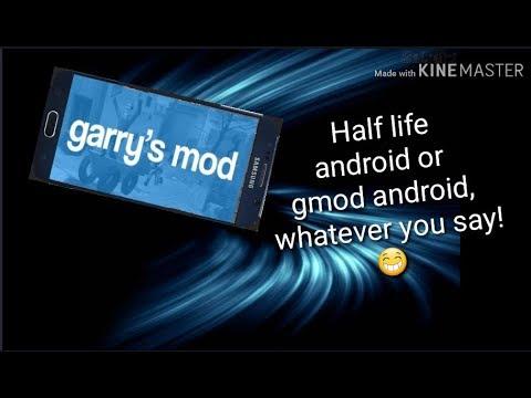 Garry's Mod (GMod) Gameplay! (Android 7 0) - смотреть онлайн