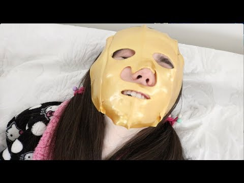 Massage ng facial wrinkles YouTube