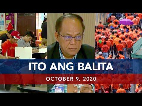 [UNTV]  UNTV: Ito Ang Balita   October 9, 2020