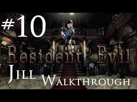 Resident Evil Hd Remaster Walkthrough Resident Evil Remastered