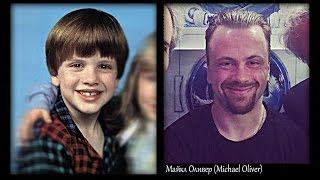 Трудный ребенок (1-2) - актеры в детстве, молодости и через время | Майкл Оливер, Ивианн Шван