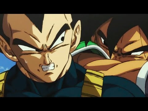 dragon ball super broly amv linkin park in the end