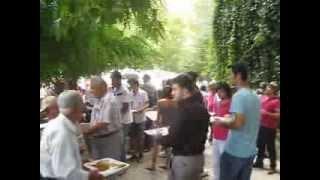 preview picture of video 'Akseki Pınarbaşı köyü Düğün Yemeği ve Duası'