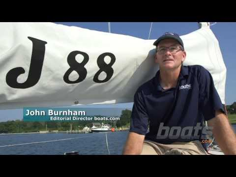 J/88 Sailboat Test: Short Ride with the boats.com Team