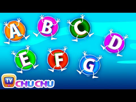 ABC Songs For Children - ABCD Song In Alphabet Water Park - Phonics Songs & Nursery Rhymes Mp3