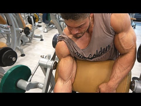Download Epic BACK 'N BICEPS Workout - Classic Bodybuilding HD Mp4 3GP Video and MP3