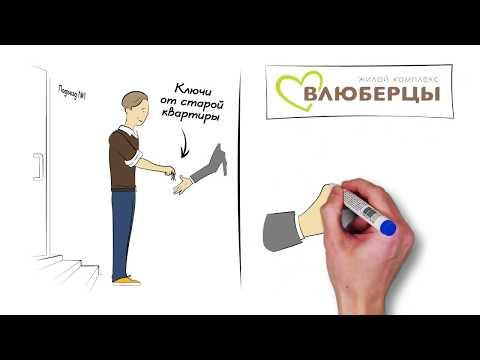 Видео Способы покупки в ЖК «ВЛЮБЕРЦЫ»