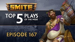 SMITE - Top 5 Plays #167