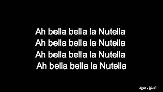 Legarda, Ryan Roy, Dejota 2021- Nutella LETRA