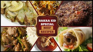 Bakra Eid Special Beef Recipes By Food Fusion