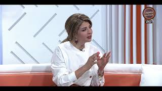 يسعد صباحك - لقاء معالي جمانة غنيمات وزير دولة لشؤون الإعلام والإتصال