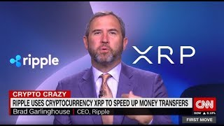 Accurate XRP Price Discovery And Ripple CEO On CNN International