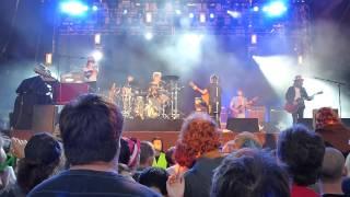 The Dandy Warhols - Godless + Mohammed + Nietzsche @ Brussels Summer Festival 2013