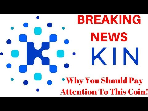 *NEW* KIN Coin Will Be The Most Used Crypto In The World!