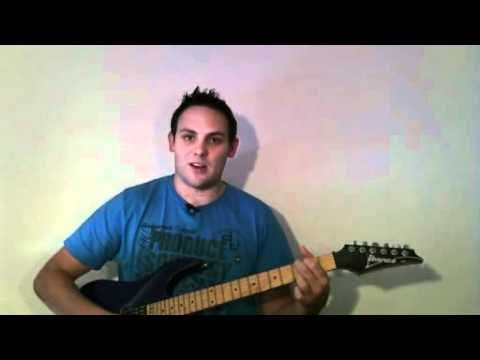 How To Play Electric Guitar Chords - Get familiar with root note