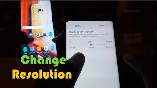 Galaxy S8 How To Adjust Screen Resolution
