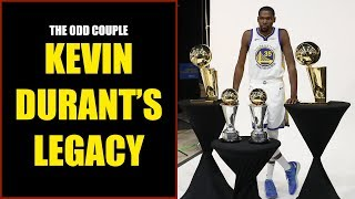 Chris Broussard & Rob Parker: Kevin Durant's Legacy