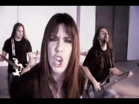 Shadowside - Hideaway online metal music video by SHADOWSIDE