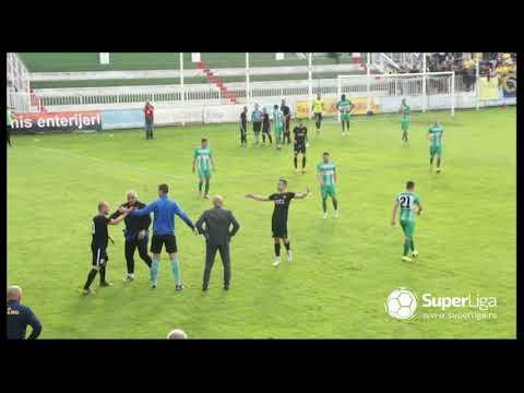 Dinamo sa minusom od 3 gola čeka revanš baraža za Superligu