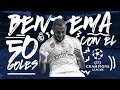 Karim Benzema | ALL 50 Champions League goals at Real Madrid!
