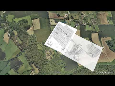 Exploring The Corsham Bunkers On Google Earth