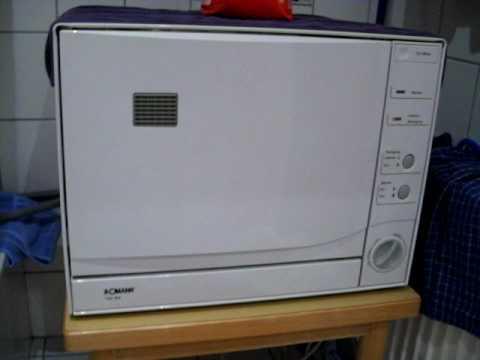 Bomann Mini-Dishwasher
