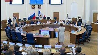 Участники заседания правительства обсудили более десяти вопросов