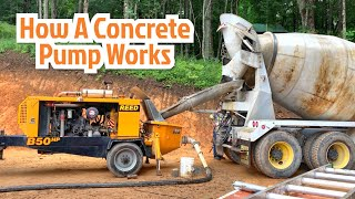 The Amazing Concrete Pump Machine and How It Works