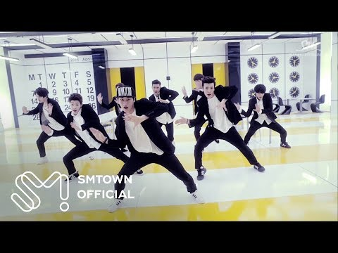Super Junior M - SWING (Kor. Version)