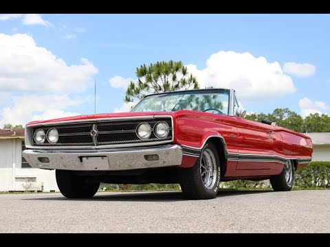 Video of '67 Coronet - Q2LU
