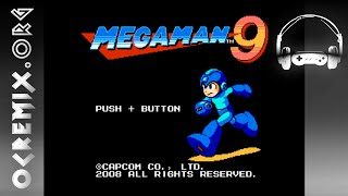 OC ReMix #2293: Mega Man 9 'The Skull Fortress' [Flash in the Dark (Wily Stage 1)] by Juan Medrano