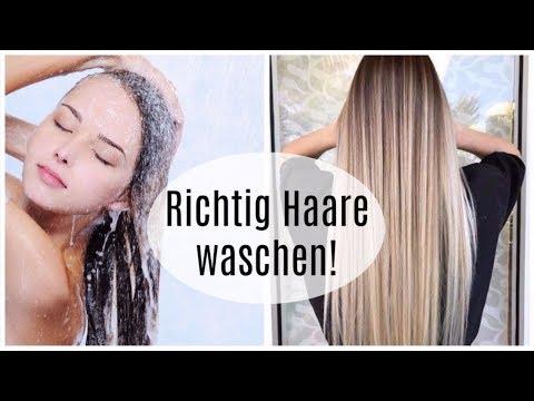 Welche gute Vitamine für das Haar vom Vorfall