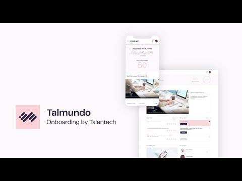 Employee Onboarding Software by Talmundo