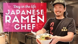 Video Day in the Life of a Japanese Ramen Chef MP3, 3GP, MP4, WEBM, AVI, FLV Agustus 2019