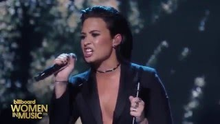 Demi Lovato   Stone Cold (Live At Billboard's Women In Music)
