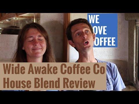 Wide Awake Coffee Company House Blend Coffee Review